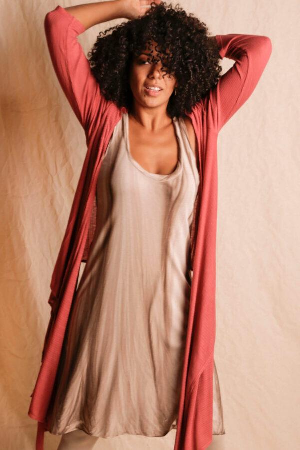 Alini Bamboo Dress Tunic Sensify