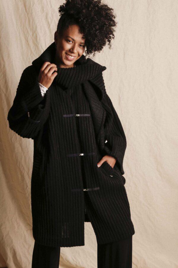 Roberta Wool Coat Sensify