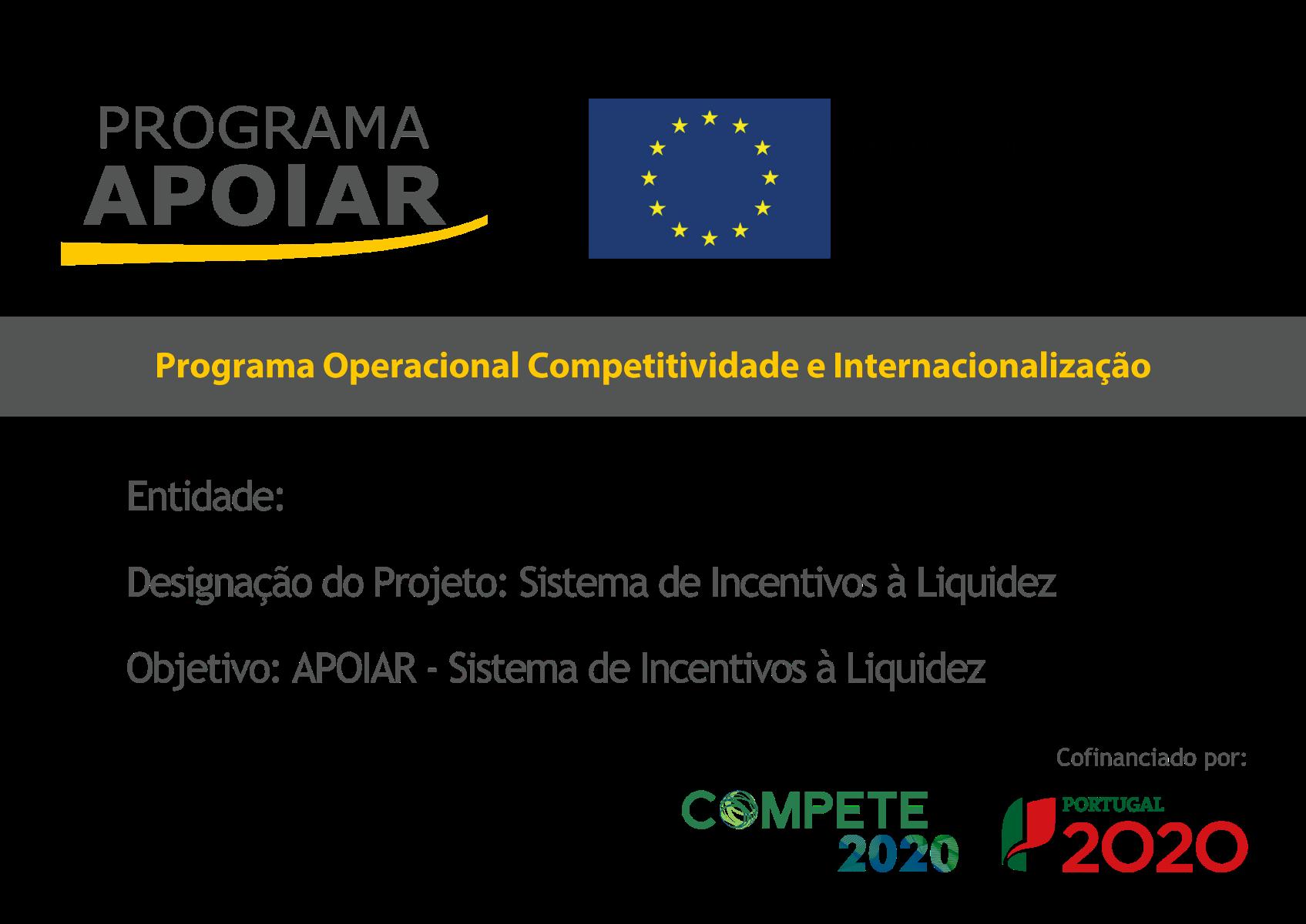 Programa Operacional Competitividade e Internacionalização